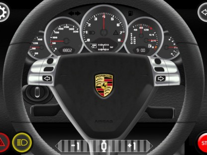 A Porsche you Really Can Control with an iPhone