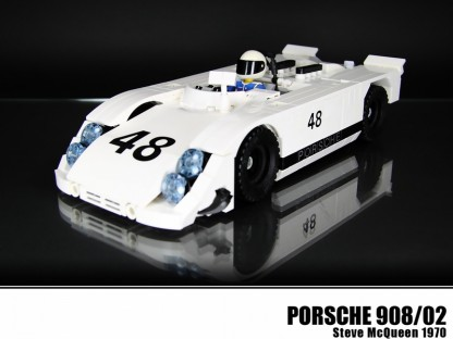 Is Malte Dorowski the King of all Lego Porsche Creators?