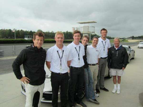 Barber Motorsports Park Hosts First Porsche Young Driver