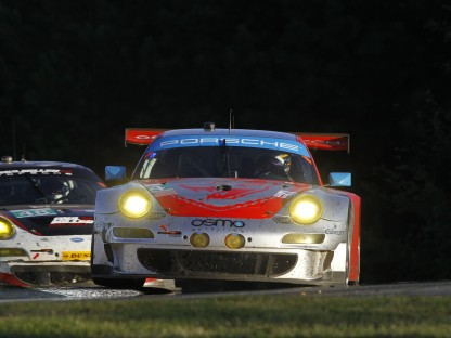 Flying Lizard is Expanding Their 2013 GTC Program to a Two Car Effort