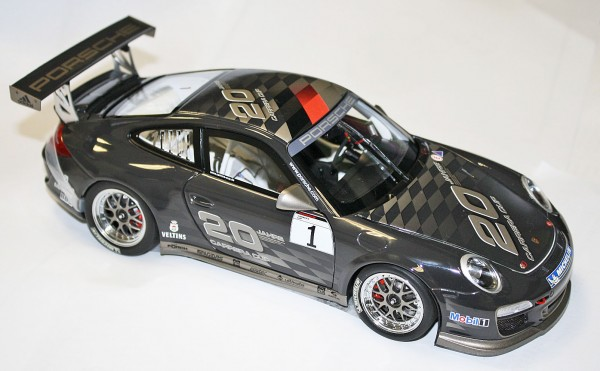 1/18th scale model 20 jahre Porsche