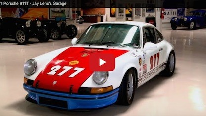 Watch Magnus Walker and His 1971 911T on Jay Leno's Garage