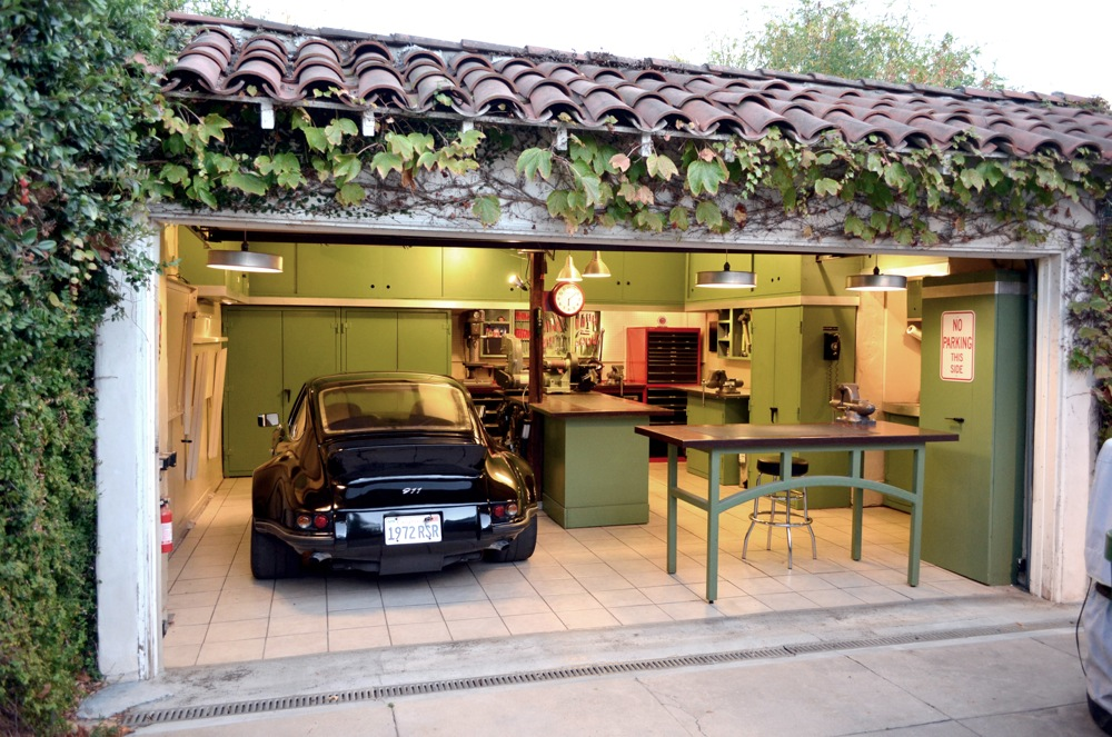 Does your garage have its own web site flatsixes for Design your own garage workshop