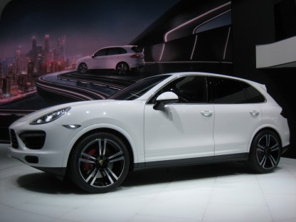 Pictures, Details and Pricing for the 2014 Porsche Cayenne Turbo S