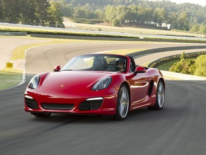 Porsche Boxster S Named 2013 Autoweek Best of the Best/Car