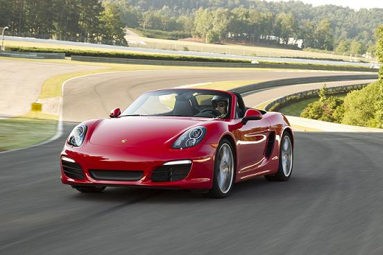 2013 Autoweek Best of the Best Porsche Boxster