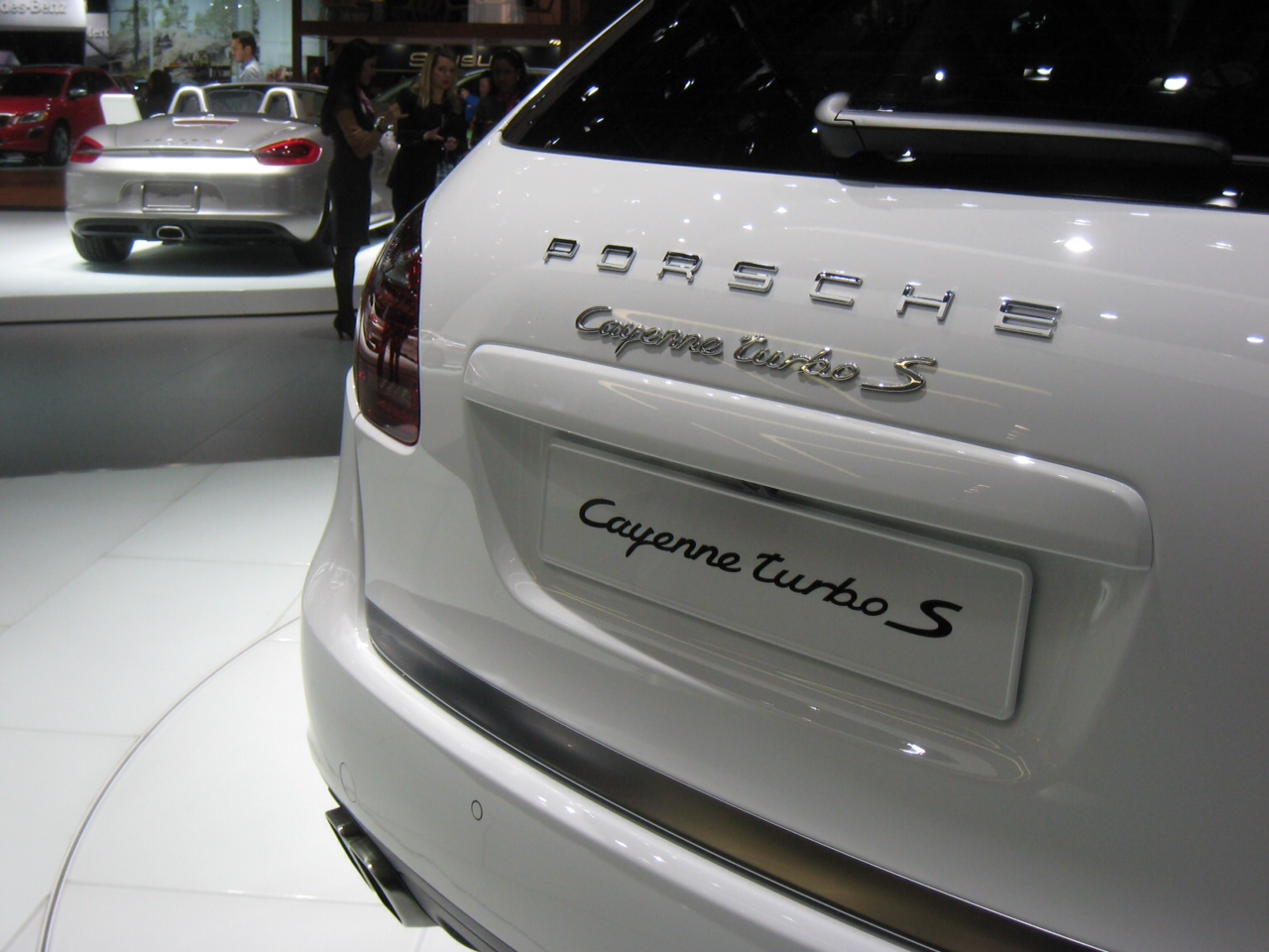 Pictures Details and Pricing for the 2014 Porsche Cayenne Turbo S