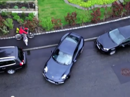 Why Can't Porsche Factory Drivers Parallel Park?
