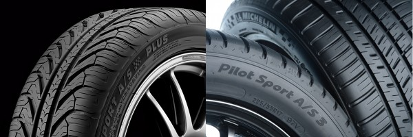 michelin-as-plus-vs-as-3