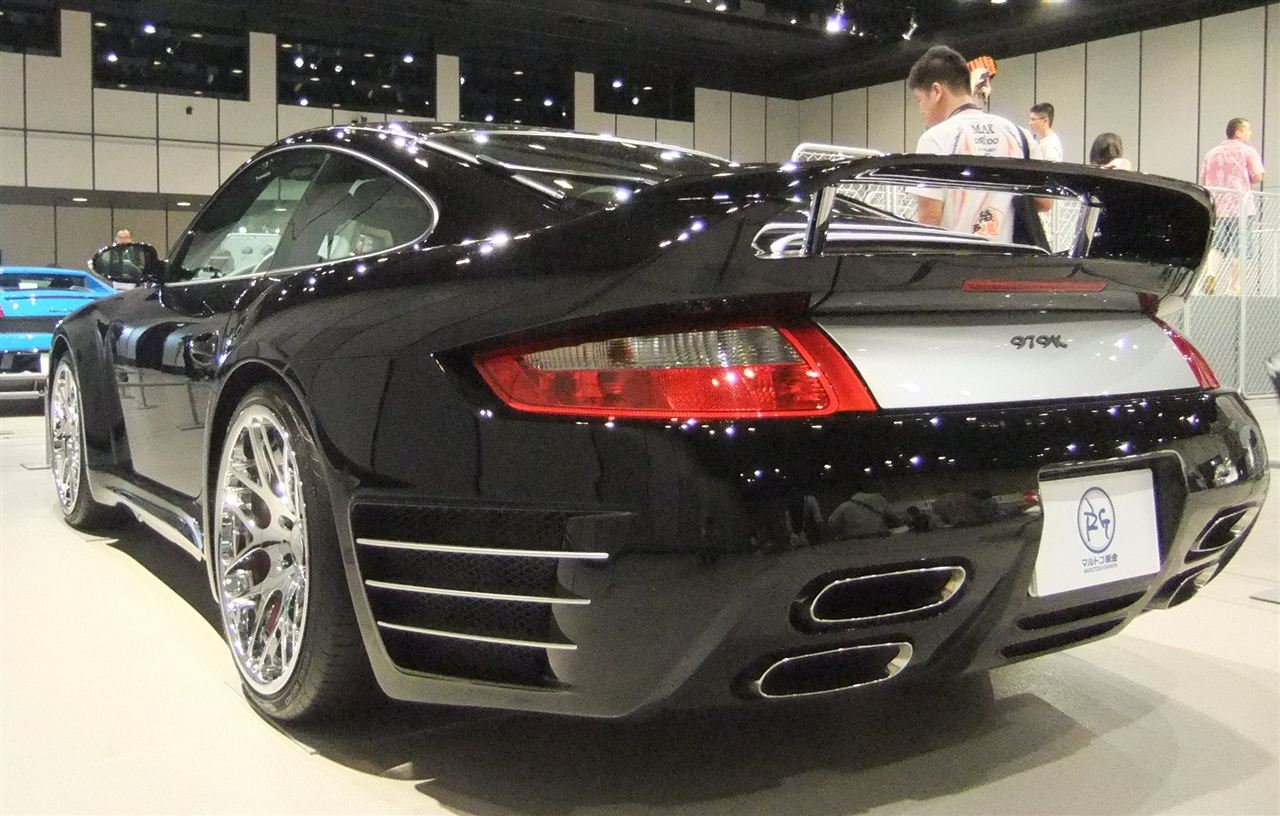 What Do You Think Of This Porsche 997 Converted To A 959