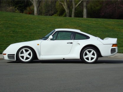 How Much Will This Porsche 959 Prototype Sell For?