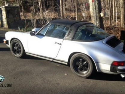 Is This The Worst Spoiler You've Ever Seen on a Porsche?