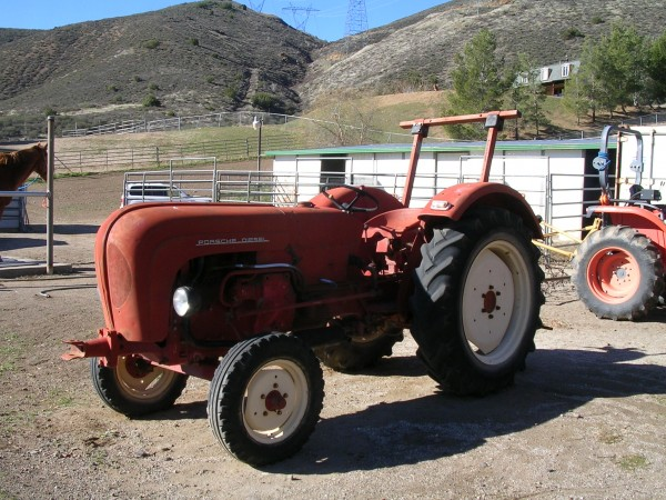 Porsche Diesel Tractor for Sale