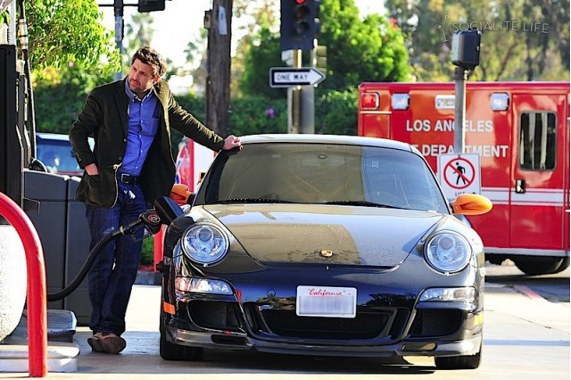 Patrick Dempsey Is Partnering With Porsche For The 24
