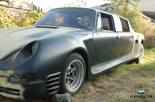 porsche 911 limo for sale