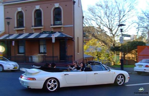 Porsche 911 Limo For Sale Again Flatsixes