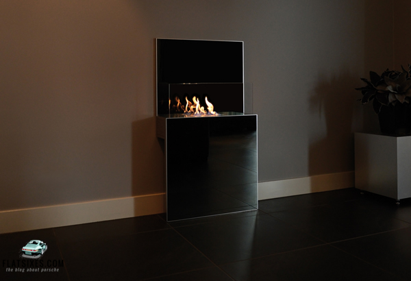 Safretti Porsche Design Fireplace