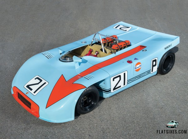 Porsche 908/3 Chassis #004 for sale