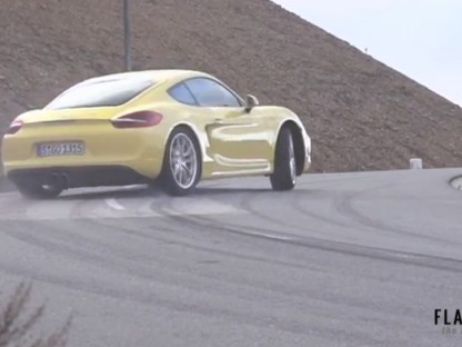 2014 Porsche Cayman S is One of the Supreme Modern Driving Experiences