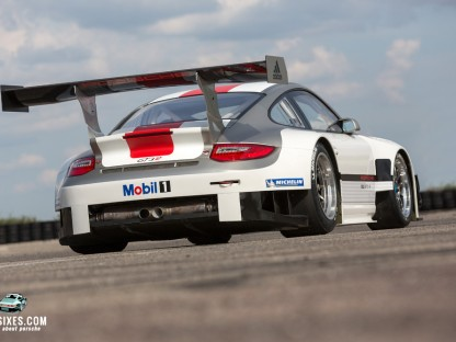 The 2013 Porsche 911 GT3 R is the Last 997 Model