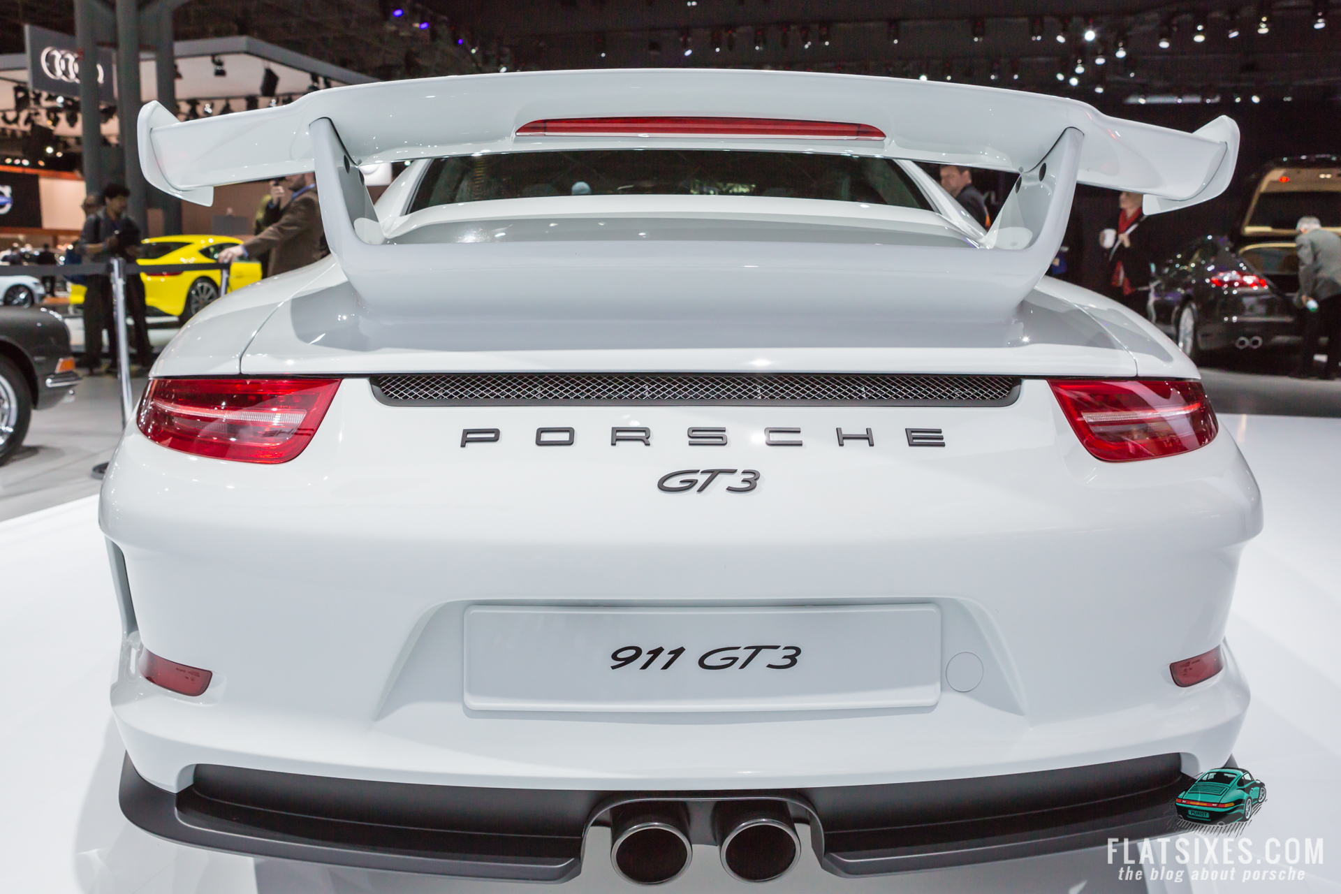q a with porsche 39 s andreas preuninger on the new 911 gt3 flatsixes. Black Bedroom Furniture Sets. Home Design Ideas