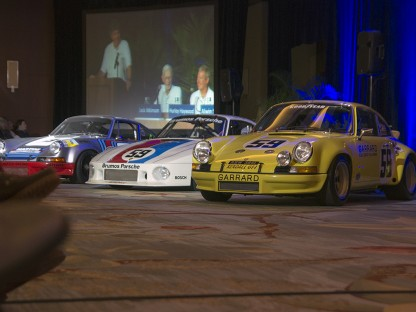 Why You're Going to Wish You Attended the Porsche 911 Seminar at Amelia Island This Year