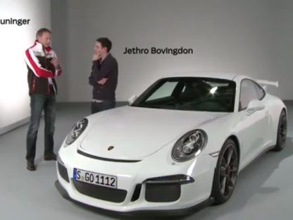 Want To Know Why Porsche Went PDK Only on the new 991 GT3? Watch This Video!