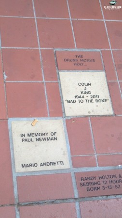 Their legacy is already set in stone at Sebring!