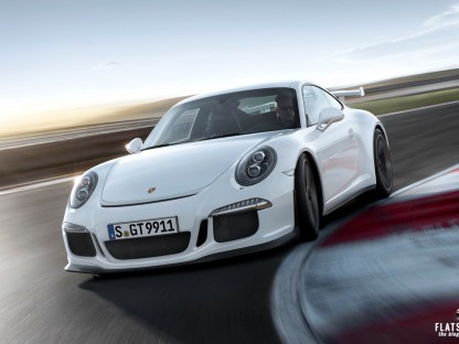 Video Series Explaining Techical Details of the New Porsche 911 GT3