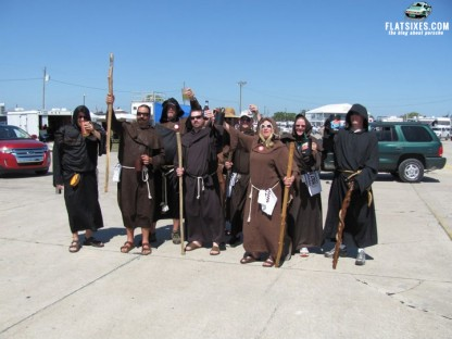 Meet The Drunk Monks of Sebring