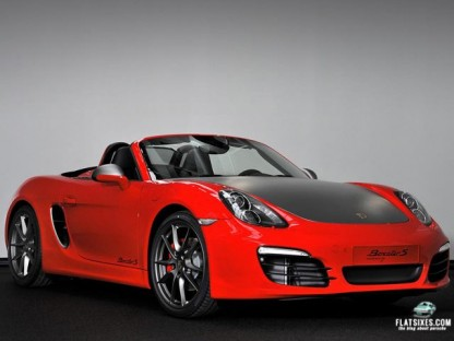 "What Do You Think of the Porsche Boxster S ""Red 7""?"