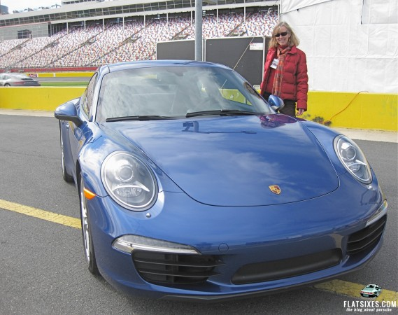 porsche-stormtrooper.1 Lisa in Blue Intrnt
