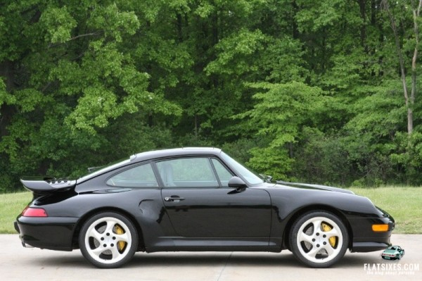 porsche-stormtrooper.1997 Porsche 993 Turbo S for sale