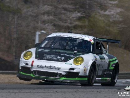 Porsche's Results and Pictures from the Grand-Am's Porsche 250