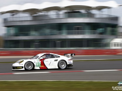 Porsche's Pictures and Results From the 1st Round of the World Endurance Challenge