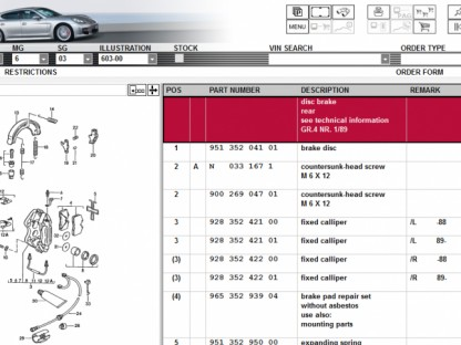 A Guide to the Meaning Behind Porsche's Part Numbers