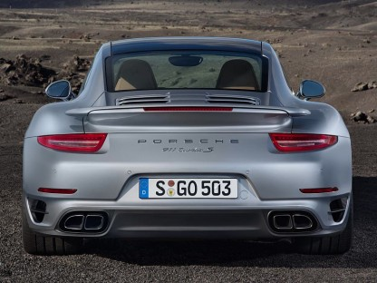Pictures, Pricing, Specs and Video of the New Porsche 911 Turbo and Turbo S
