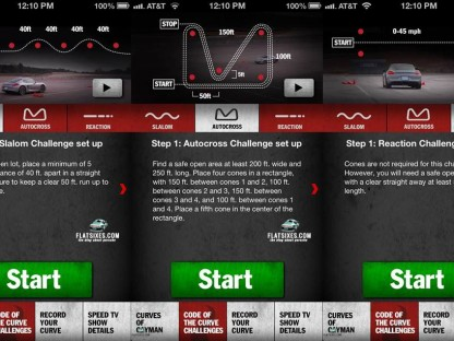 Be One of the First to Check Out the Porsche Code of the Curve App for Your Smartphone