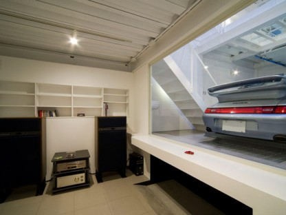Would You Design Your House Around Your Porsche? This Guy Did!