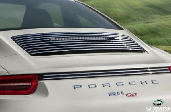 Porsche 911 50th Anniversary Edition