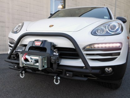 Is Your Porsche Ready for the Zombie Apocalypse?  This Cayenne is!