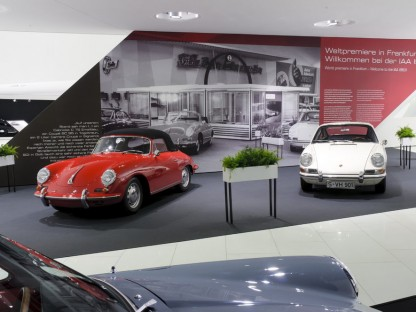 "Porsche Museum to Host Anniversary Exhibition Celebrating ""50 Years of 911"""
