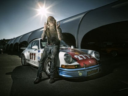 Magnus Walker's Urban Outlaw