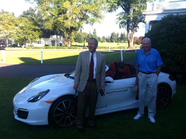 Porsche 918 Spyder For Sale >> Golfer Wins Porsche With Hole-in-One 37 Years After Father Won a Car on Same Hole | FLATSIXES