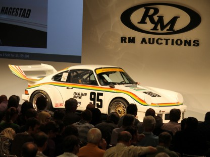 Monterey Porsche Auction Round-Up