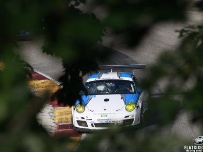 Porsche's Pictures and Results from the GRAND-AM at Road America