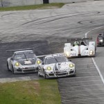 Porsche07.2013- ALMS- Road America- Intense GTC action
