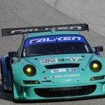 Porsche09.2013- ALMS- Road America- Team Falken Tire- HeadOn