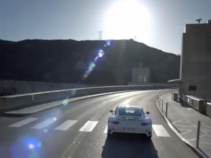 The New Porsche 911 Turbo. Breaking New Ground