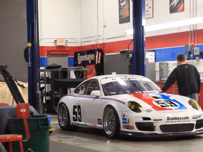 How Brumos Endures – A Look at What it Takes to Endure an Event Like the Rolex 24